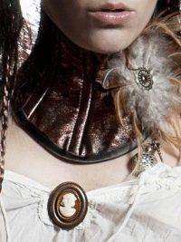 halskorsett-yourshape-steampunk-kunstleder-braun-4