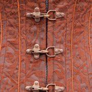 korsett-yourshape-unterbrust-braun-karabiner-flock-steampunk-2