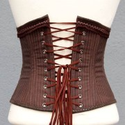 korsett-yourshape-unterbrust-braun-streifen-ornamente-steampunk-2