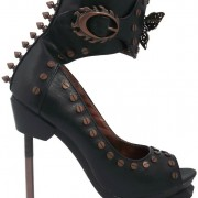peeptoe-yourshape-steampunk-steam machine-schwarz