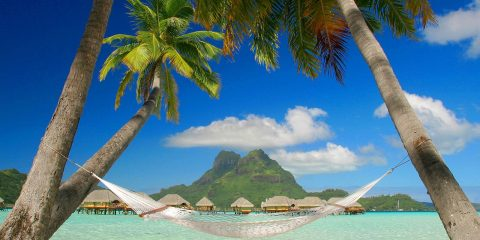 Urlaub Insel