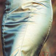 rock-yourshape-kurz-kunstleder-gold