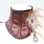 halskorsett-yourshape-steampunk-kunstleder-braun-2